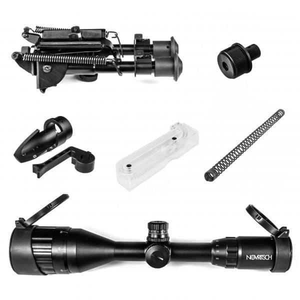 SSG10 Accessories