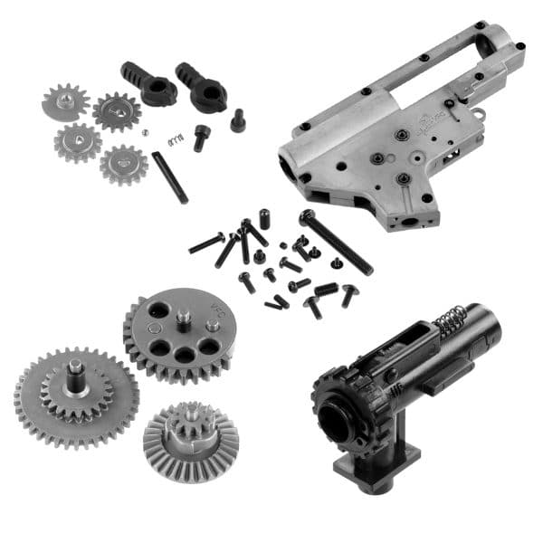 SSR15 Spare Parts