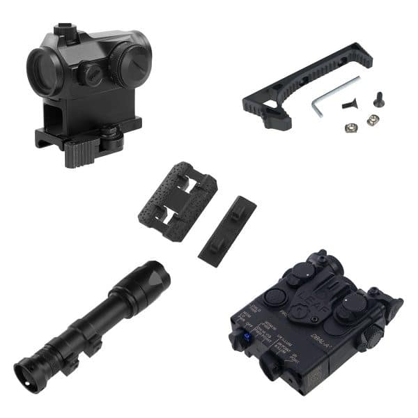 SSR15 Accessories