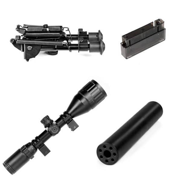 SSG96 Accessories